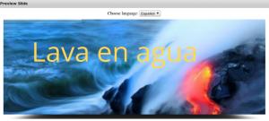 Spanish Revolution Slider Preview