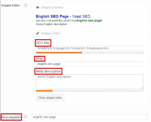 tranalsate page seo Attributes 2