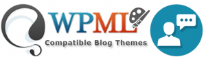 WPML compatible blog themes