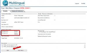 LAT Multilingual project description