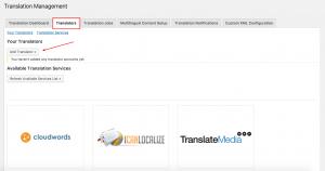 The Translators Tab